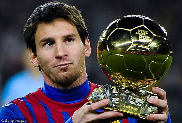 Messi Awards And Trophies