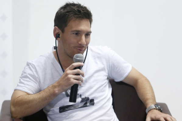 Lionel Messi: Neymar will be a great addition to Barca