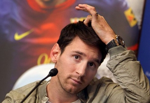 Messi surprised by the charges of tax fraud