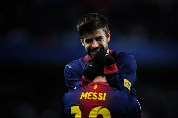 Pique: To sell Messi? He is untouchable