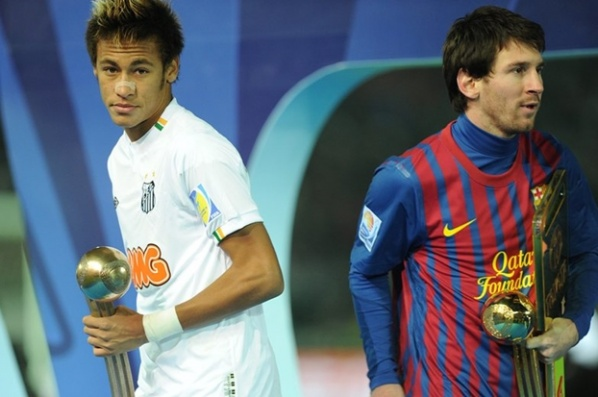 Neymar: with Messi can make a historic partnership