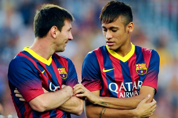 Messi wants a salary increase because of Neymar