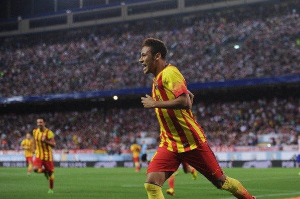 Neymar: It is too bad when Messi doesn`t play