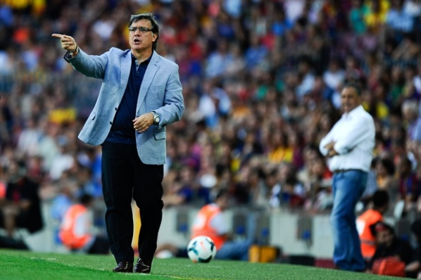 Martino: I want Messi and Neymar together on the field, but we must be careful
