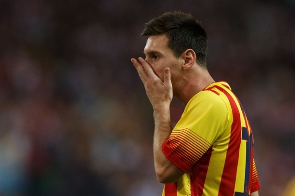 Messi will play in second leg against Atletico