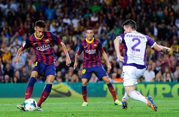 Neymar: The absence of Messi is always noticeable