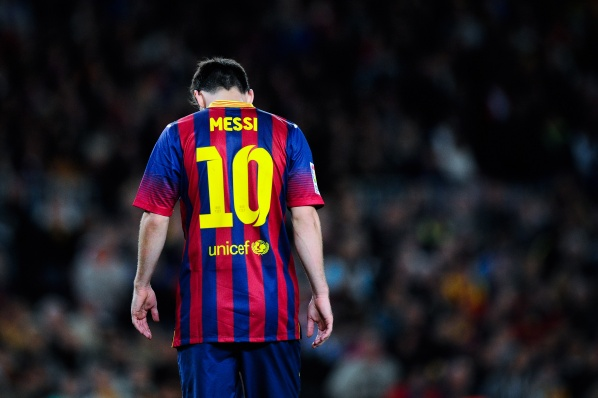 Messi's father: Be Calm, Messi will regain his shape