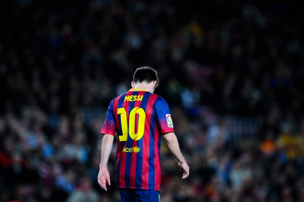 Messi: I think I feel that same as I did 10 years ago