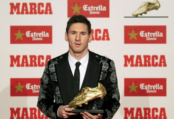 "Messi will present the ""Golden Boot"" at ""Camp Nou"""