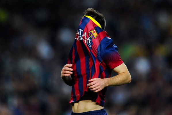 Agent of FIFA: Messi will leave Barca in the summer