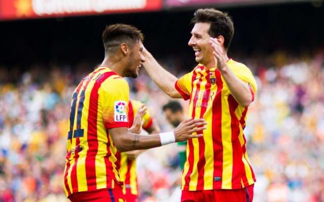 Messi: Neymar could become the best
