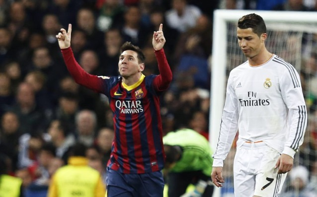 Messi: I do not compete with Ronaldo, I do not care for the records