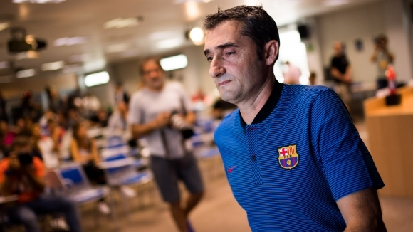 Valverde: 'I decide when Messi and Suarez will play!'
