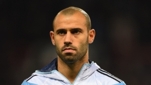 Mascherano announced when he stopped with the national team