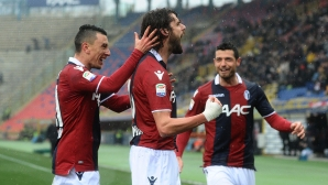 Bologna did not allow Sasuolo to take the air