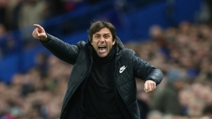 Conte:Our performance was close to the perfect one