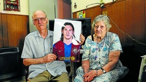 Tragedy struck Messi, the Argentine lost his grandfather
