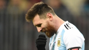 Messi:If we do not win the World Cup, they will want us all to get out of the national