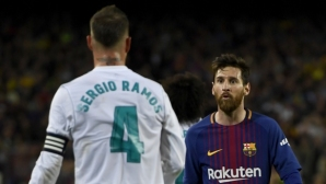 Ramos:Messi puts the judges under pressure