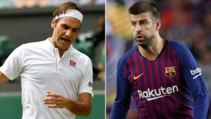 Federer to Pique:Take care of the changes!