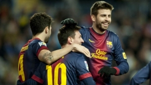 Messi and Fabregas are investing in Pique`s team