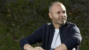 Iniesta:This Barcelona team deserves more Champions League