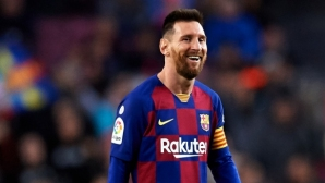 Messi: Now I`m thinking less about the goal and more about the game