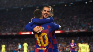 Griezmann: We may never see a football player like Messi again