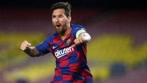 Messi`s magic sent Barcelona to Lisbon after a difficult night for VAR